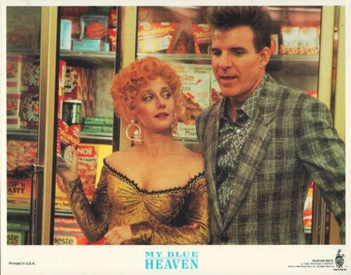My Blue Heaven (1990) 11x14 Lobby Card #nn