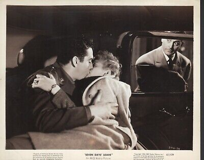 Seven Days' Leave (1942) 8x10 black & white movie photo #94