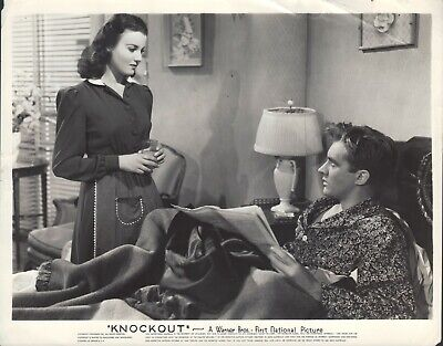 Knockout (1941) 8x10 black & white movie photo #77