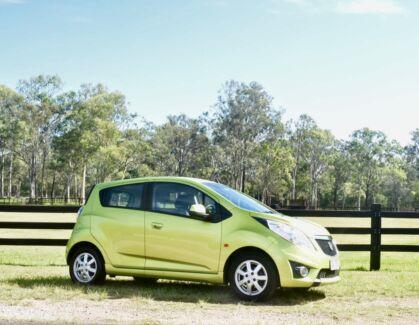 2010 Holden Barina Spark Manual FOR SALE