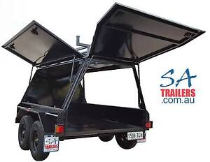 AUS BUILT TRADIE TRAILERS (DELUXE) Burton Salisbury Area Preview