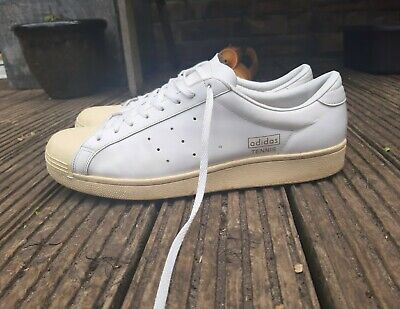 Rare Vtg Adidas Tennis**uk 12** Stan Smith, Forest Hills