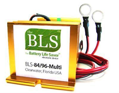Nuevo Battery Life Saver BLS84/96 Múltiple Eléctrico Vehículo Desulfator