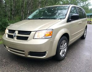 2010 Dodge Grand Caravan SE/Low Mileage/No tax/