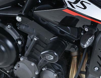 Aero Style f/ür Yamaha YZF-R6 06- R/&G Sturzpads Obere