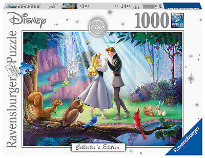Ravensburger 13974 Disney Collector's Edition Sleeping Beauty 1000pc Jigsaw Puzz