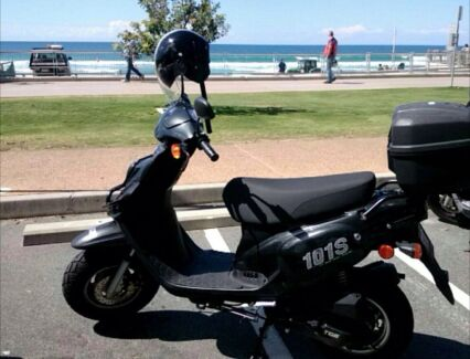 scooter 2014 TGB 50cc.  LIKE NEW Surfers Paradise Gold Coast City Preview