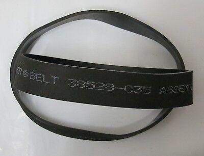 2 - GENUINE HOOVER Vacuum BELTS 38528-035 / 40201170 Long lasting OEM belts (2)