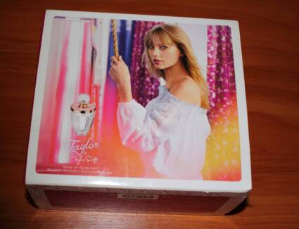 Taylor Swift Made of starlight Musical Edition Perfume Music Box Greenfield Park Fairfield Area Preview