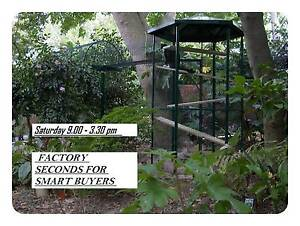 Factory seconds.- Cat Enclosures this Saturday(21/1/2017) Preston Darebin Area Preview