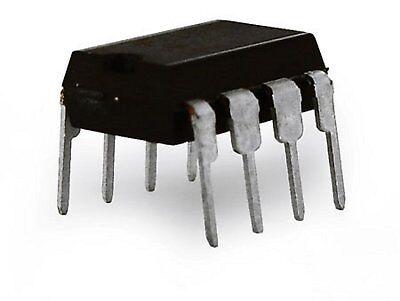 5pcs Texas Instruments Tl071cp Tl071 Low Noise Jfet Op-amp Dip-8 New Ic