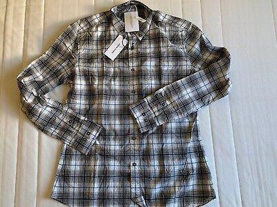 Tomas Maier Men's Button Down Shirt Size XL slim