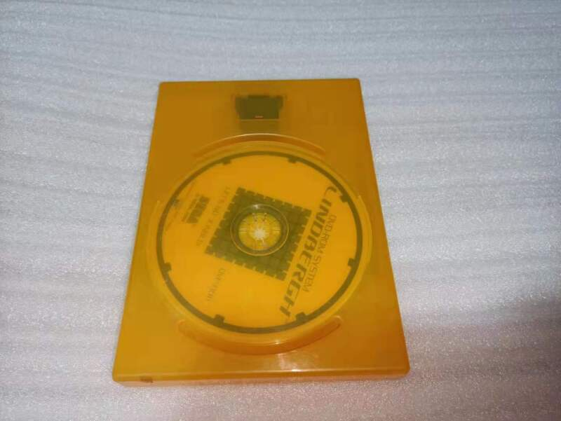 Sega Lindbergh Lets Go Jungle DVD-ROM with Security Chip Tested Working