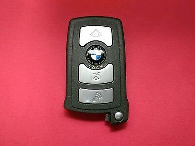 Used OEM BMW SMART Key Keyless Entry Fob Remote IC: 2911A 12133