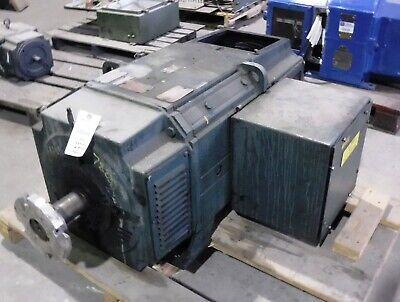 60 Hp Dc Reliance Electric Motor 500 Rpm Bo409atz Frame Dpfv 500 V