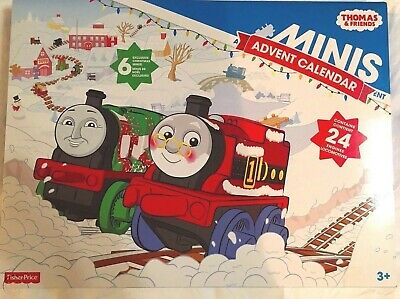 NEW Thomas Friends Minis Advent Calendar 2015