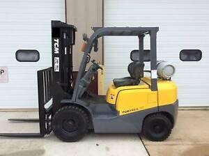 Used TCM 2.5T LPG Forklift