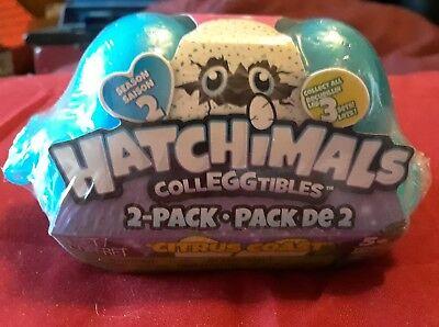 New Hatchimals Season 2 Colleggtibles 2 Pack Citrus Coast Rare