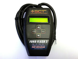 CAPA Ford Flash 2 for BA-BF Falcons, FPV and Territory - Ford Flash Tuner FF2