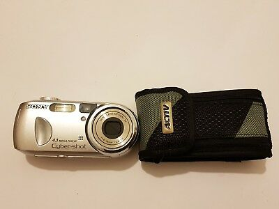 Camara digital Sony DSC-P73 LEER!!! ()