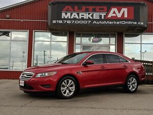 2011 Ford Taurus SEL CERTIFIED,Sunroof,WE APPROVE ALL CREDIT