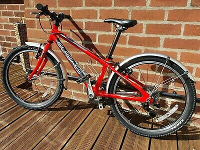 Islabike Beinn 20 Small - Red Boys or Girls Bicycle