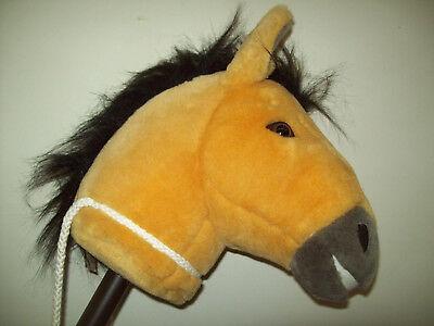 Plush Stick Pony - SPIRIT Stallion of Cimarron STICK PONY Hobby Horse 38
