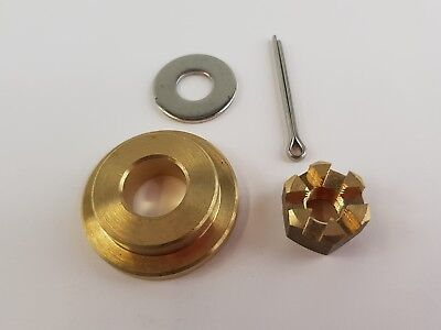 Prop Hardware  kit for Yamaha outboard 9.9-15 hp 2 & 4 stroke  propeller for sale  Shipping to Ireland