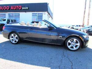 2007 BMW 3-Series 328i Convertible 3.0L LEATHER CERTIFIED 2YR WA