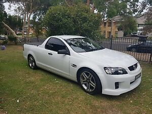 2007 Holden Ute Ute Caringbah Sutherland Area Preview