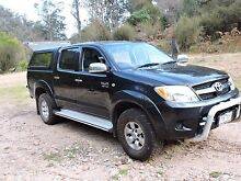 2005 Toyota Hilux Ute Metung East Gippsland Preview