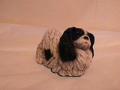 Castagna - Pekingnese Dog figurine