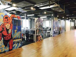Funky and cool office to inspire you in Swanston Street Melbourne CBD Melbourne City Preview