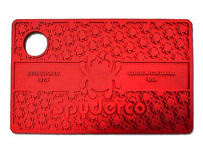 Spyderco 1st Release Knife Cleaning Mat/EDC Tray