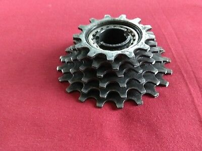 Cassettes, Freewheels & Cogs Suntour Nwn New Winner Freewheel 6 Speed 13-21 Cogs Vintage Eroica Gear Cluster Sporting Goods