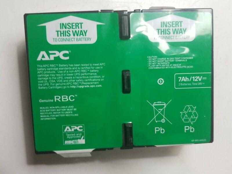 APC APCRBC123 UPS Replacement Battery Cartridge # 123. FREE SHIPPING