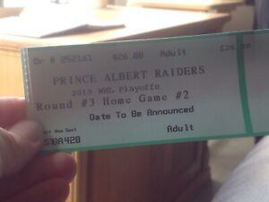 4 Raider Tickets for sale