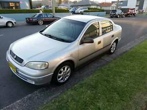 2005 Holden Astra Classic Well maintained Long rego until 30/07/2020 Wollongong Wollongong Area Preview
