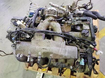 Nissan Patrol 4.8 motor