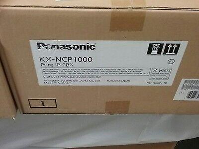 New Panasonic Kx-ncp1000 Ip-pbx