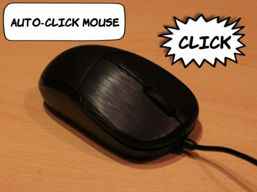 Auto click mouse, automatic clicker, presence always available, for Teams, Viber