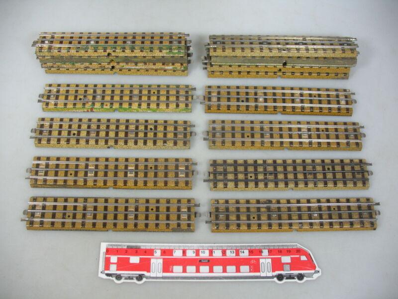 AM718-2 #18x Märklin H0/00/AC Track Piece / Rails M Track For 3600/800 Vorkrieg