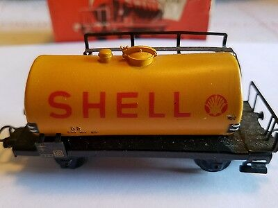 Marklin ho 4502 tank car in box