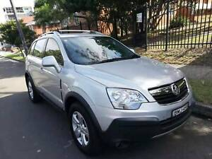 2010 holden captiva CG In Immaculate condition Low kms Only $6999 Wollongong Wollongong Area Preview