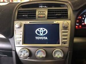 Toyota Camry aurion altise sportiro car dvd gps reverse camera