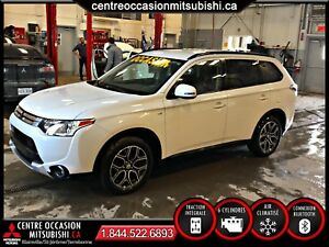 Mitsubishi Outlander SE 2015, TRACTION INTÉGRALE, MAGS 18