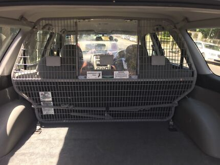 Cargo Barrier Mitsubishi Magna Verada Wagon incl Fastners Stanmore Marrickville Area Preview