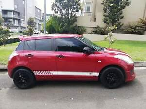 2011 Suzuki Swift GA, Sporty, well maintained, $ 7999 Wollongong Wollongong Area Preview