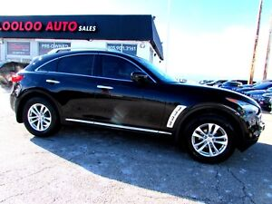 2010 Infiniti FX FX35 AWD NAVIGATION 360 CAMERA DVD CERTIFIED