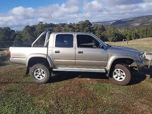 2004 Toyota Hilux Ute Donnybrook Donnybrook Area Preview